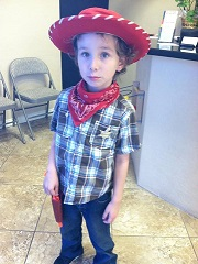 Cowboy - Halloween Costume Contest - Team 4 Kids