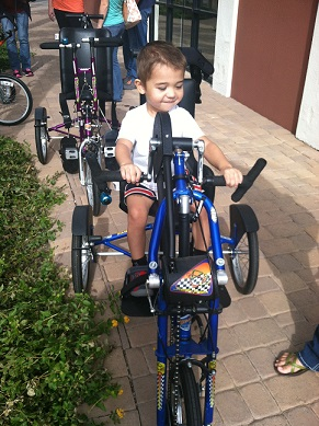 Adaptive Mobility Device Exercises in Surprise AZ - Team 4 Kids