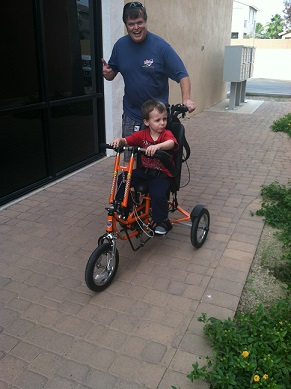 Adaptive Mobility Device Exercises in Surprise AZ