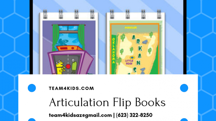 App of the Week: Articulation Flip Books