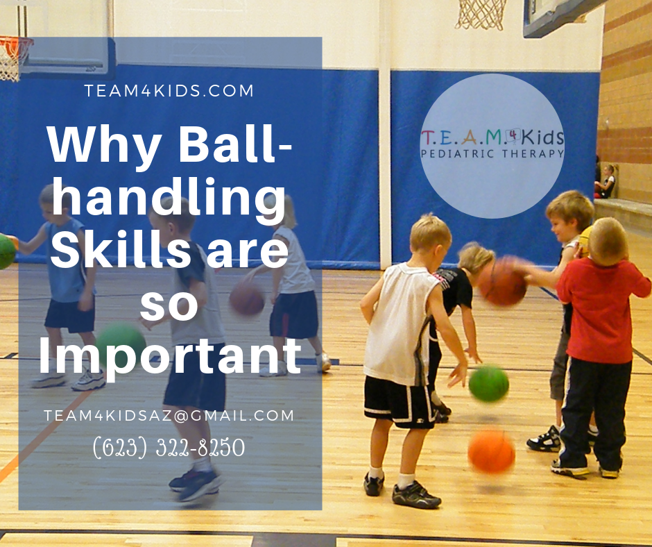 Why Ball-handling Skills are so Important