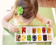 Tips to Encourage Your Child to Try New Fruits and Vegetables