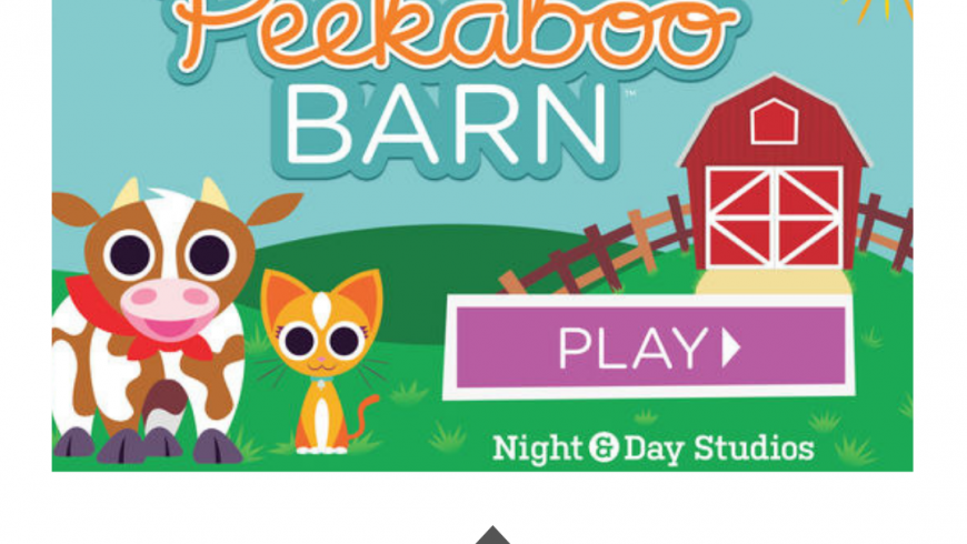 App of the Week: Peekaboo Barn