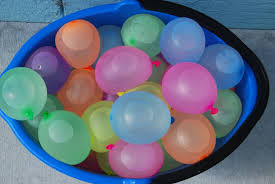 Developmental Ways to Beat the Heat - Water Balloon