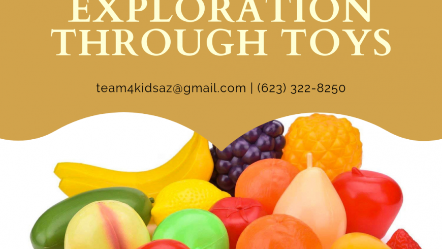 Food Exploration Through Toys