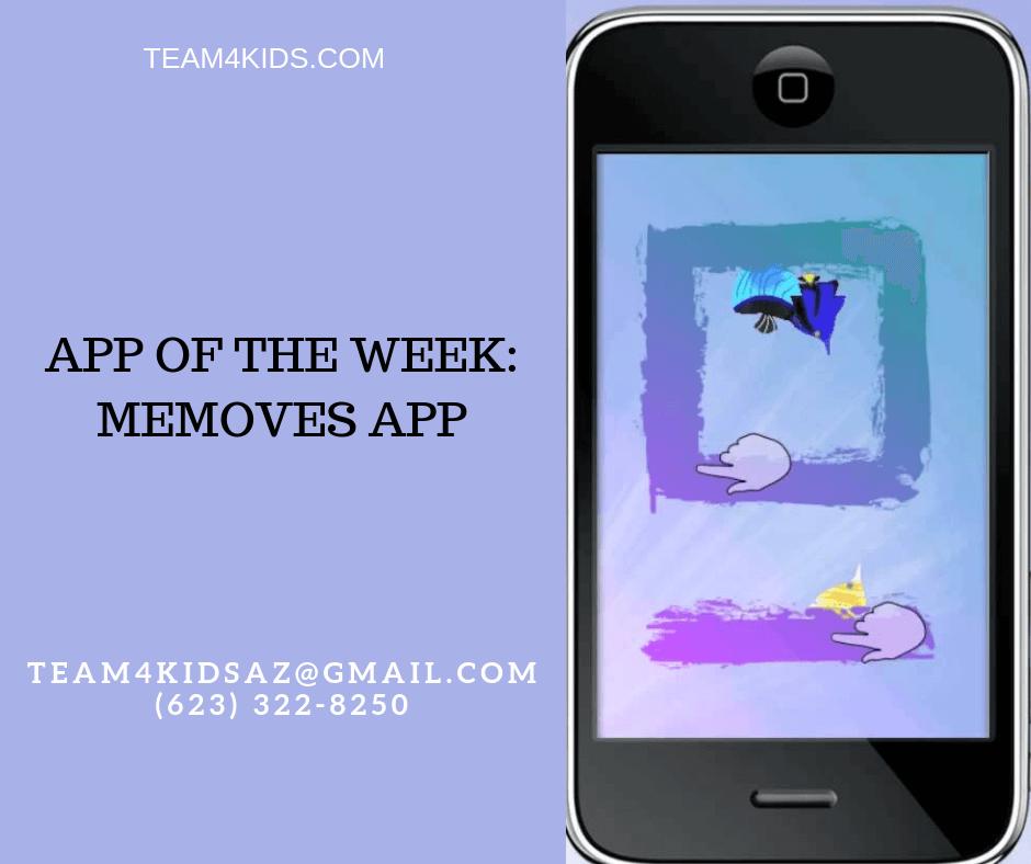App of the Week: MeMoves App