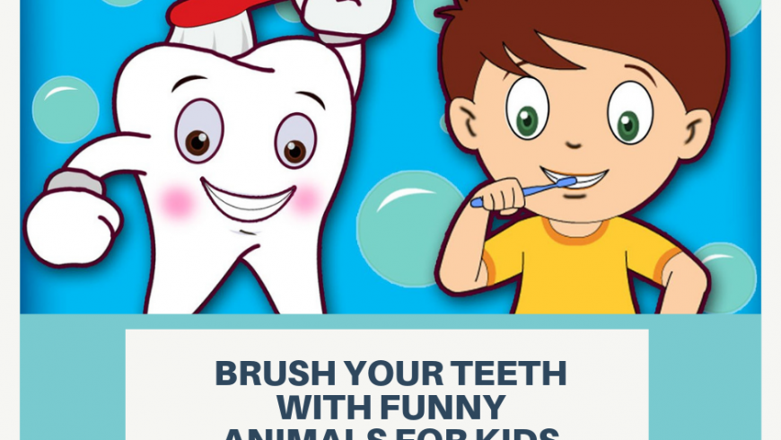 App of the Week: Brush Your Teeth with Funny Animals for Kids and Toddlers