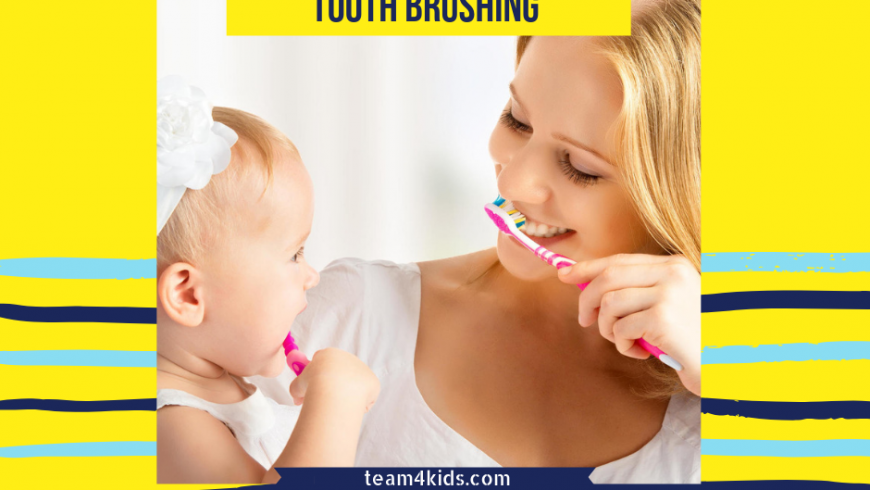 Preparing a Child for Tooth brushing   Ideas from an Occupational Therapist