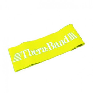 yellow thin thera band