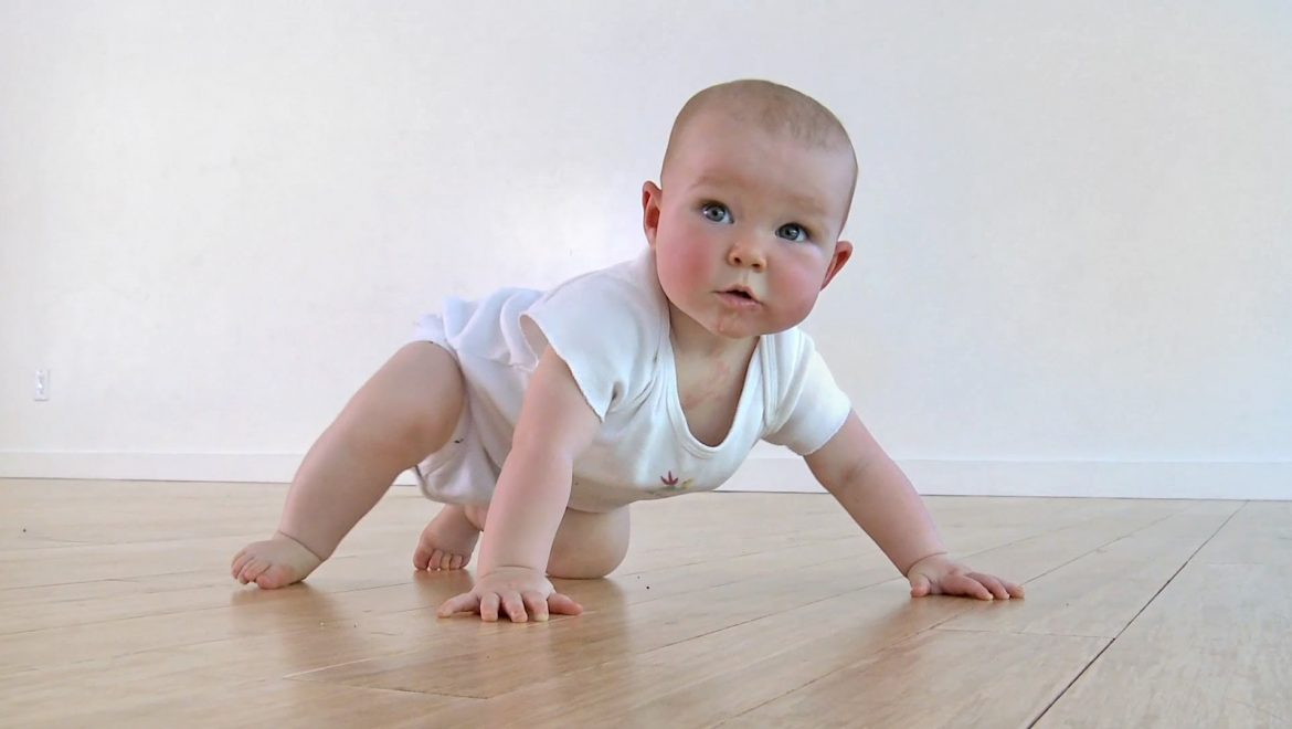 Physical Therapy – Crawling Video