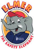 Website of the Week - Elmer the Safety Elephant