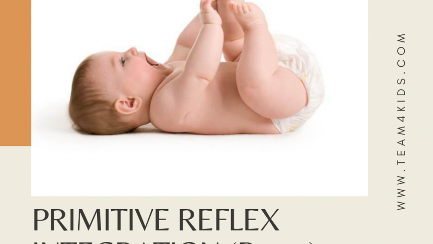 PRIMITIVE REFLEX INTEGRATION FOR SUCCESSFUL LEARNING & DEVELOPMENT: PART 4 (TLR REFLEX)