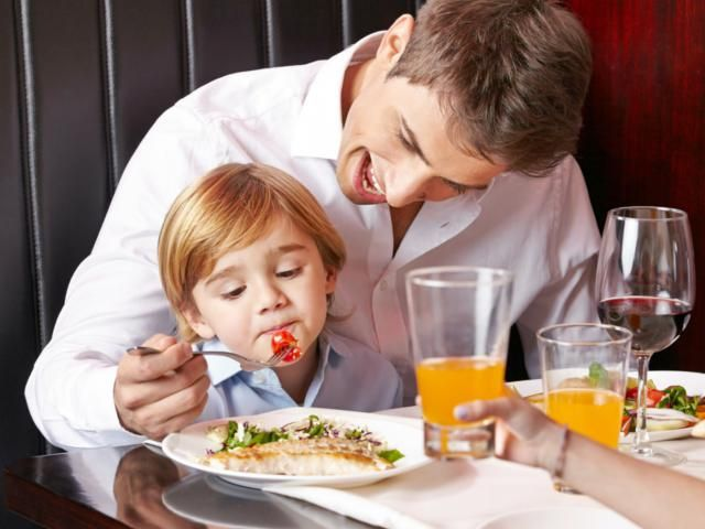 """Vacation Meals with Picky Eaters"""
