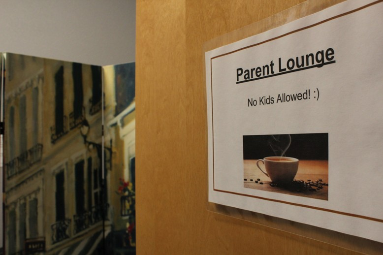 Parent Lounge