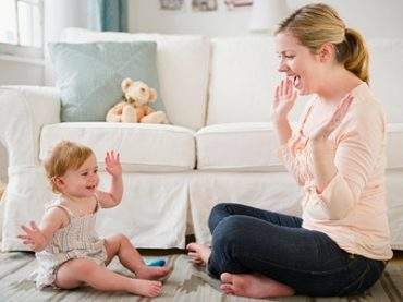 Using Verbal Routines to Pave the Way to Early Communication