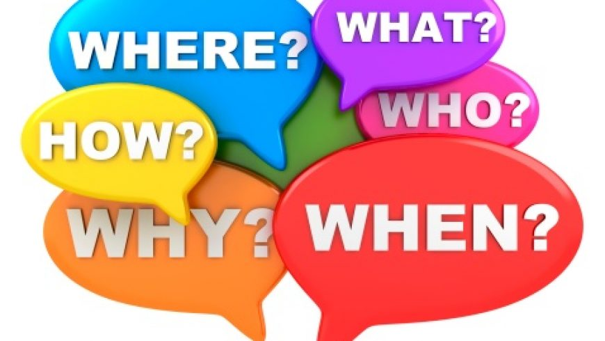 Incorporating Wh-Questions Into Your Daily Routines