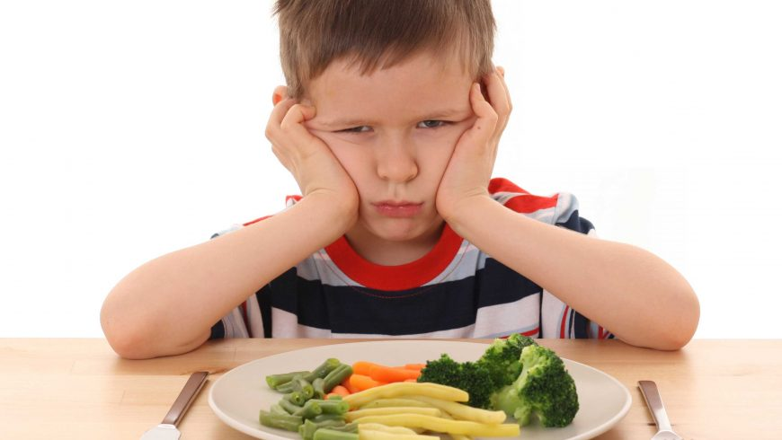 How To Change The Way Food Looks To Encourage Your Child To Try It