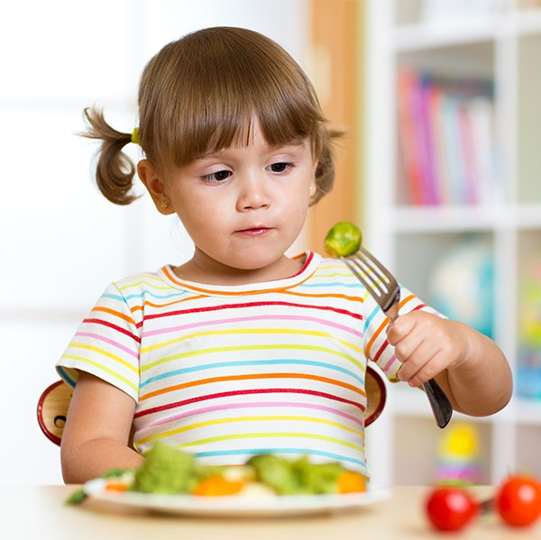 Small Changes To Make To Encourage Your Child To Try New Foods