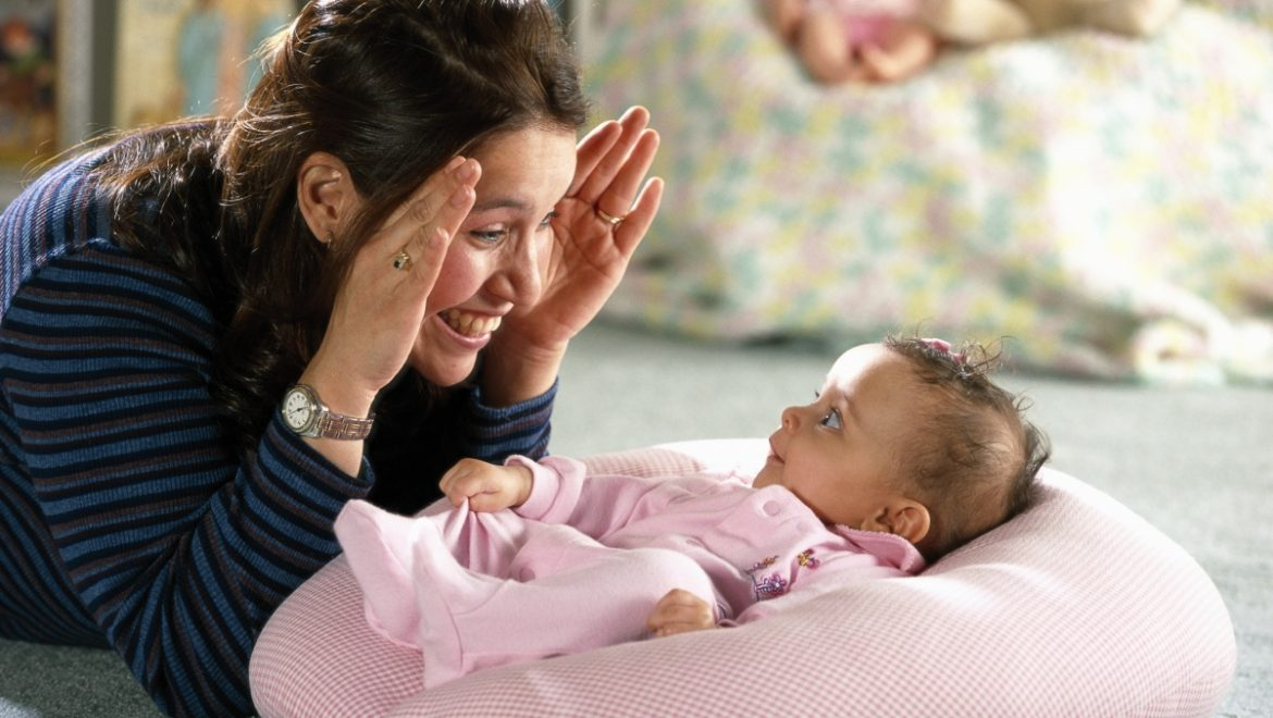 5 Ways to Play with Your Baby To Encourage Speech and Language Development