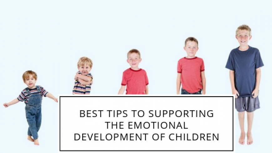 Tips to Supporting The Emotional Development of Children Through Active Play
