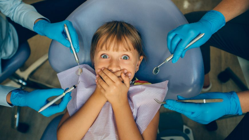 Some Tips to Help Children with Anxiety at the Dentist or Orthodontist