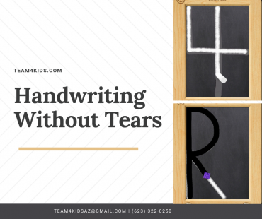 OT App Spotlight:  Handwriting Without Tears: Wet-Dry-Try for Capitals, Numbers & Lowercase