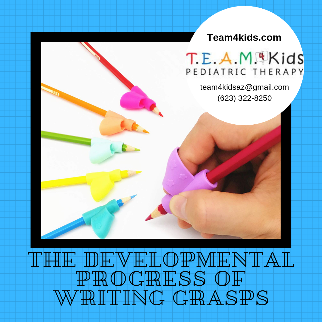 The Developmental Progress of Writing Grasps