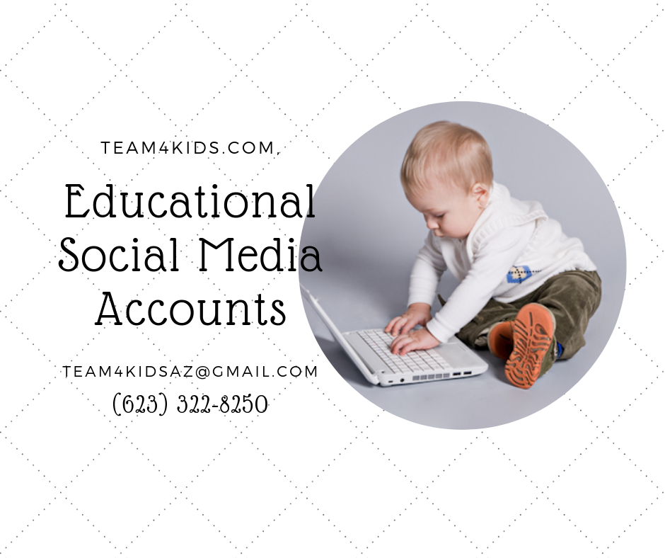 Educational Social Media Accounts