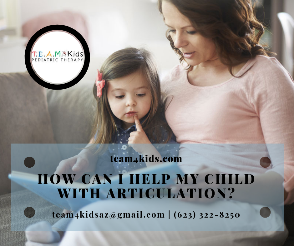 How Can I Help My Child With Articulation?
