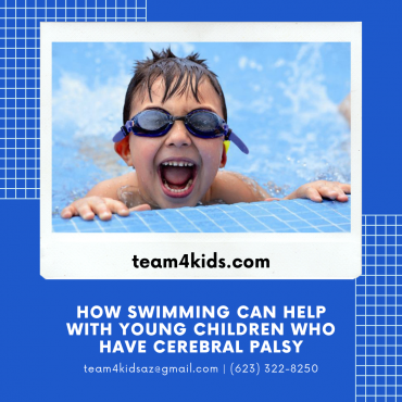 How Swimming Can Help with Young Children Who Have Cerebral Palsy