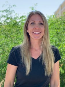 Amber Oswald, Physical Therapist at TEAM 4 KIDS in Peoria, AZ