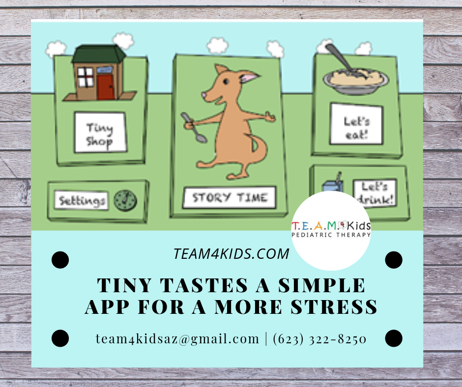 APP OF THE WEEK: Tiny Tastes A Simple App For A More Stress-Free Meal Time