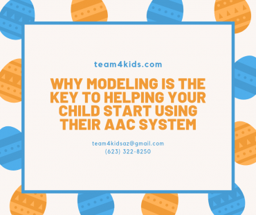 Why Modeling is the Key to Helping Your Child Start Using their AAC System