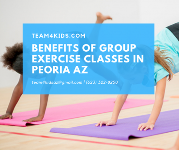 Benefits of Group Exercise Classes In Peoria AZ