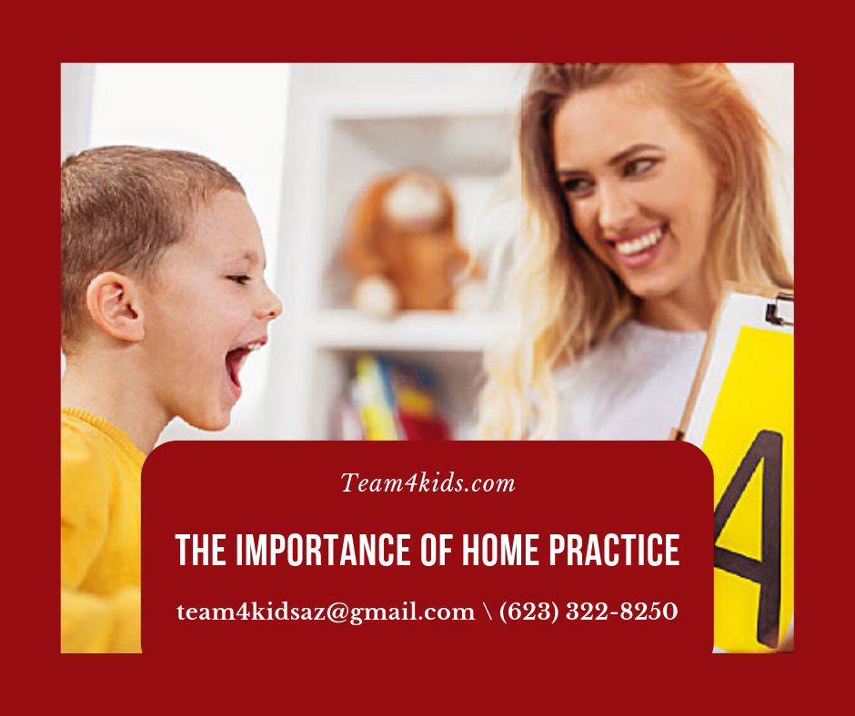 The Importance of Home Practice