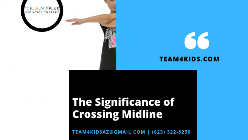 The Significance of Crossing Midline
