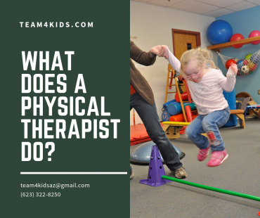 What Does a Physical Therapist Do?