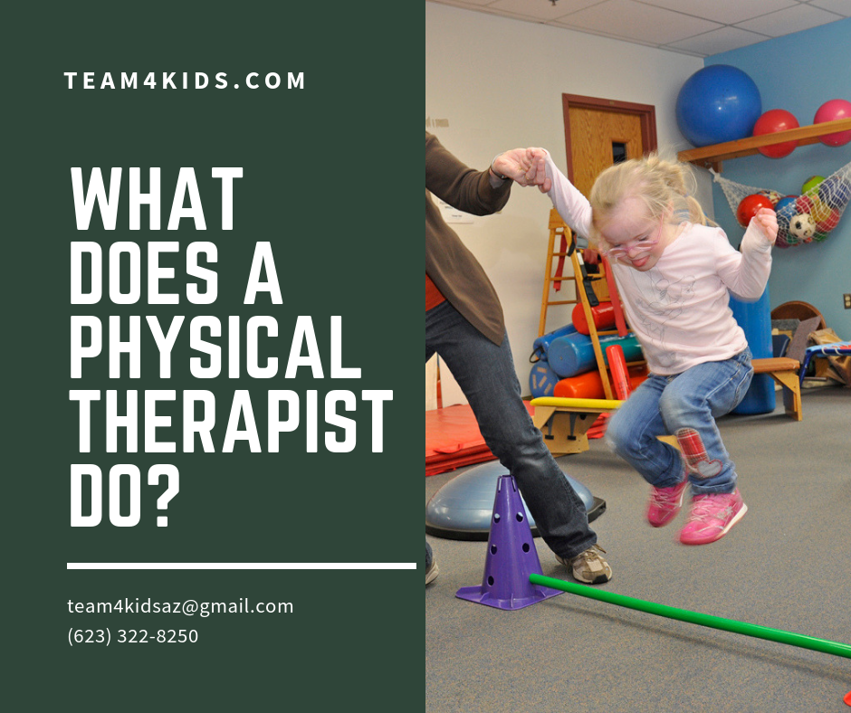What Does a Physical Therapist Do? | Physical Therapy In ...