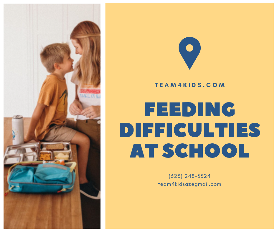 Feeding Difficulties at School
