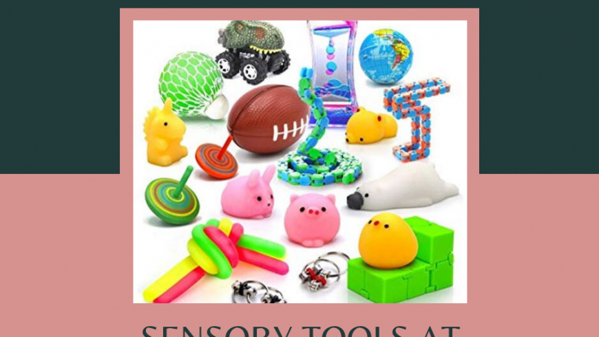Using Sensory Tools at Fun October Events