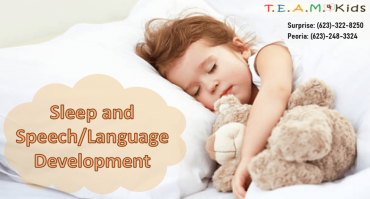 Sleep and Speech/Language Development