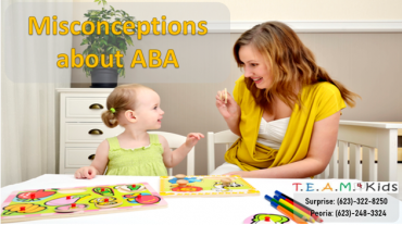 Misconceptions about ABA