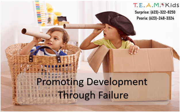 Promoting Development Through Failure