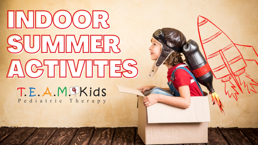 Indoor Summer Activities