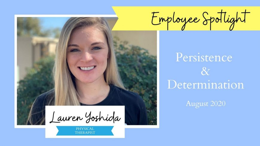 Employee Spotlight – Lauren Yoshida