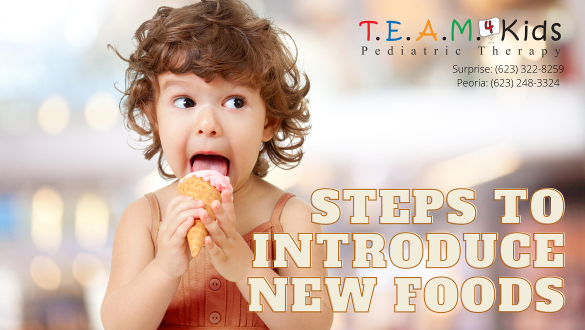 Introducing New Foods to a Picky Eater