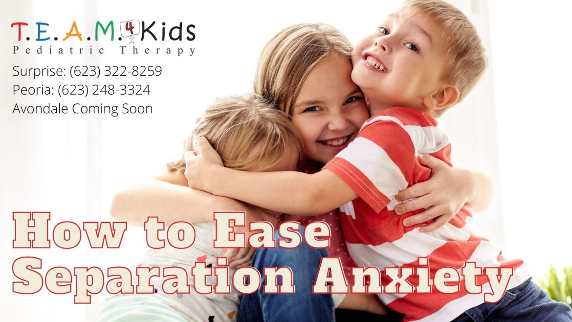 """How to Ease """"Normal"""" Separation Anxiety in Children"""
