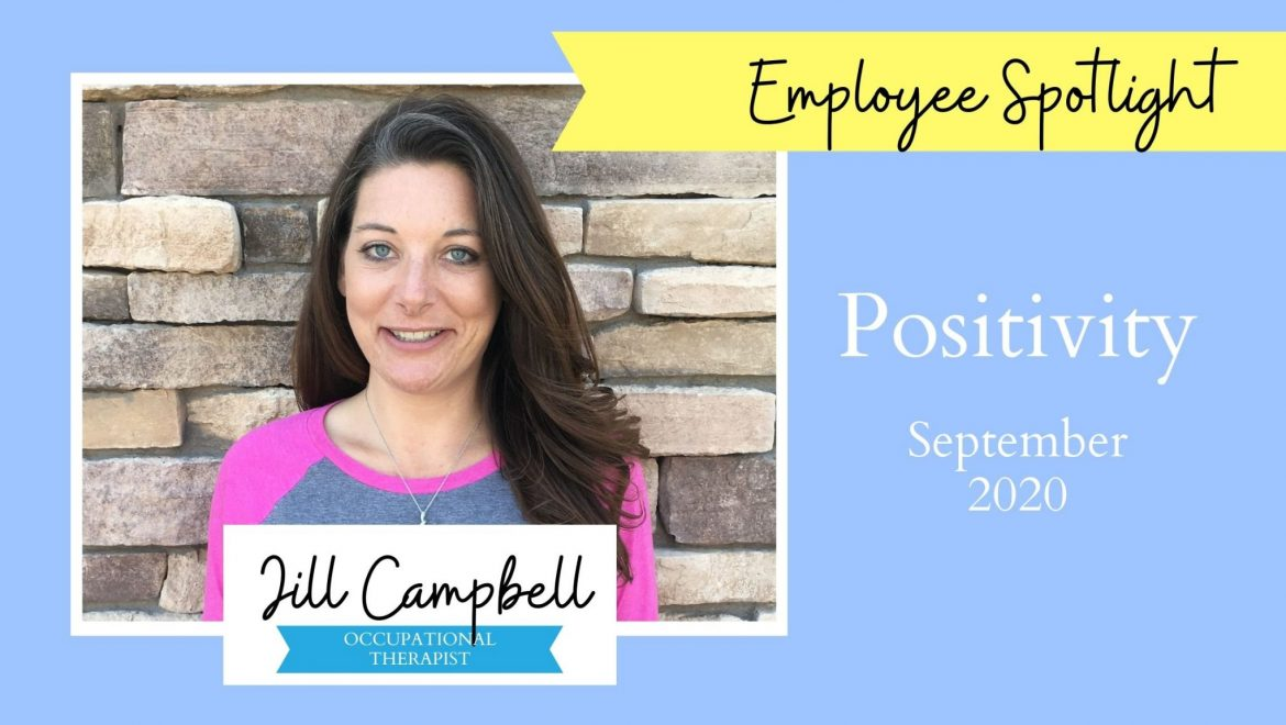 Employee Spotlight – Jill Campbell