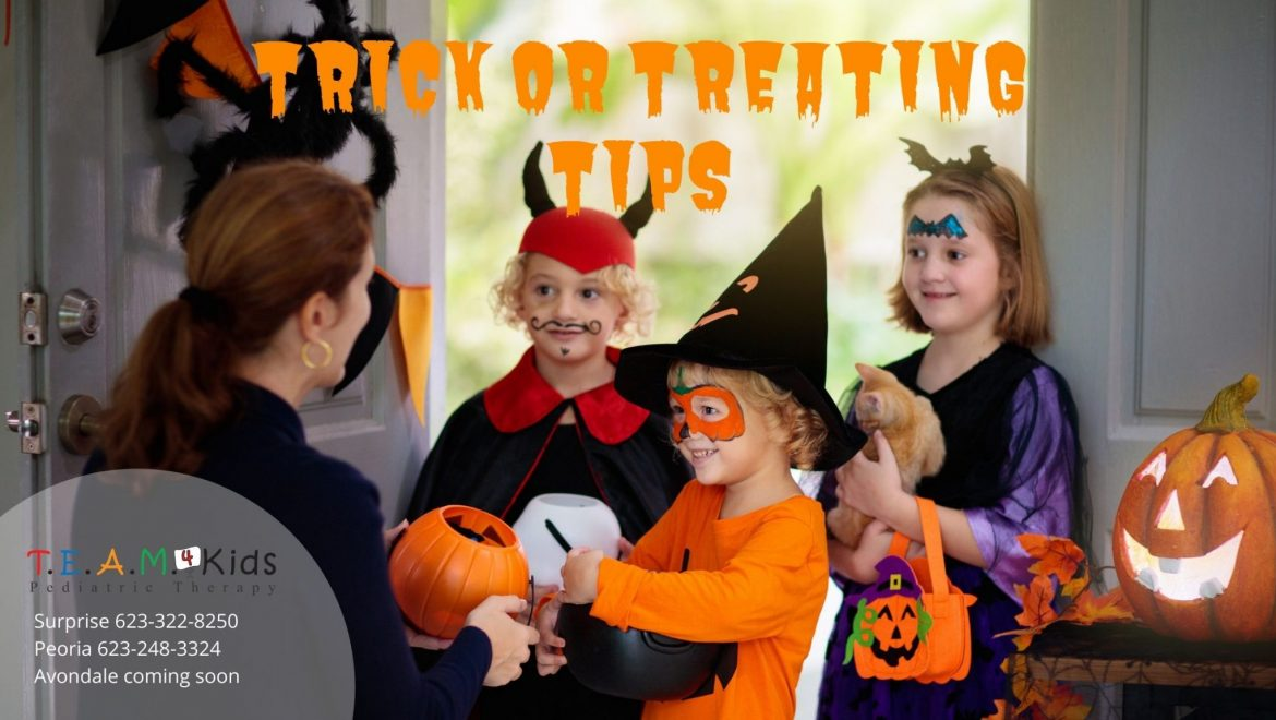 Trick or Treating Tips for Children with Autism