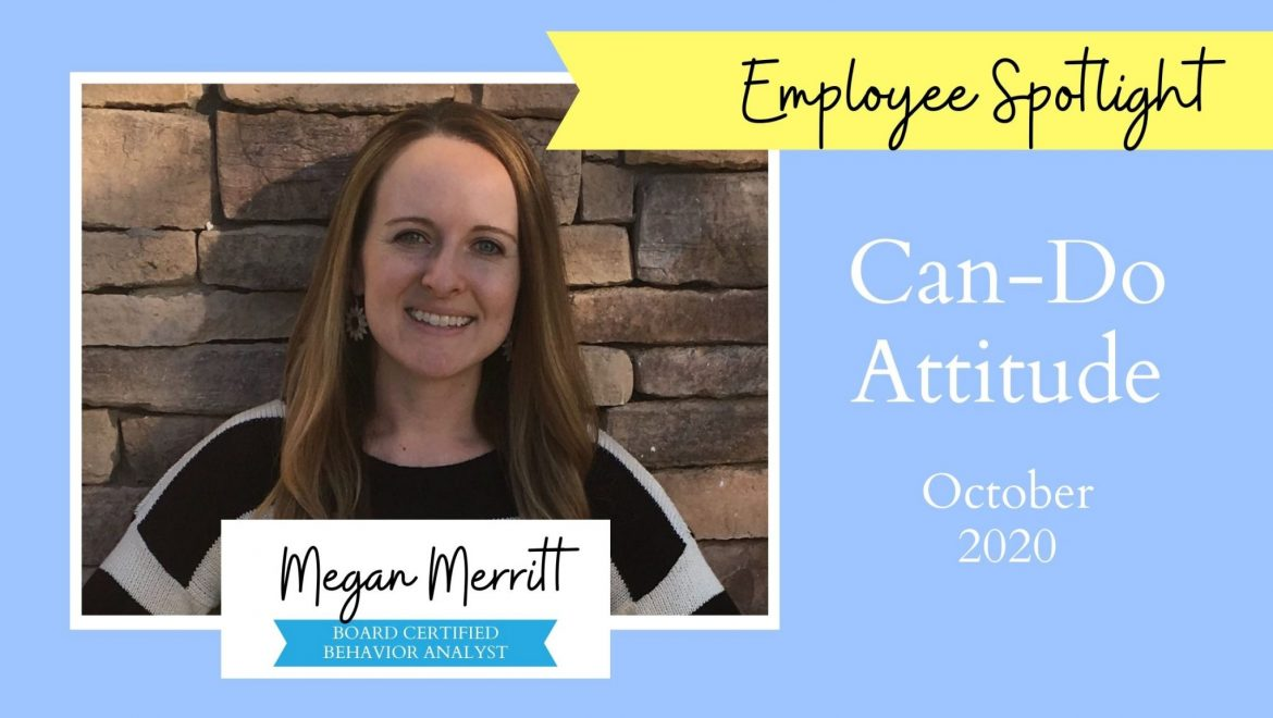 Employee Spotlight – Megan Merritt
